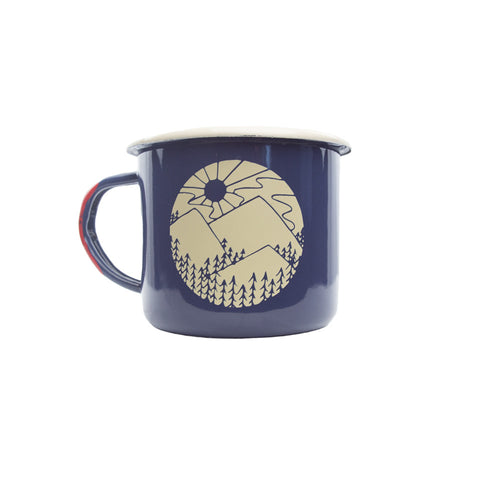 Verve Alpine Camp Mug