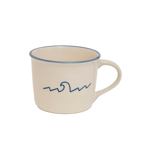 VERVE BOLT WAVE MUG