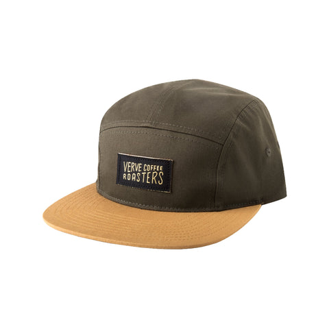 Verve Rally 5-Panel Hat