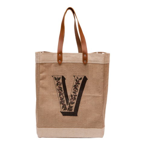 3rd Anniversary Customize Tote Market Bag
