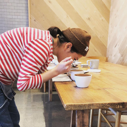 Public Cupping - Every Saturday at Verve Kamakura
