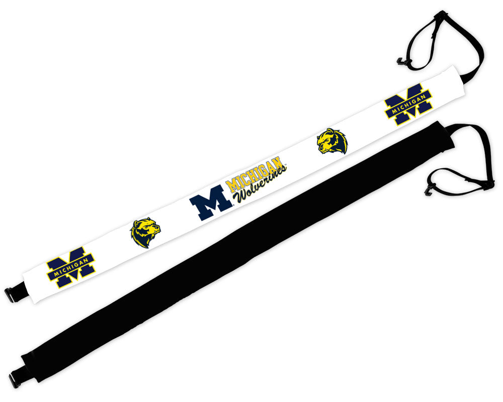 Custom Michigan RAVEband