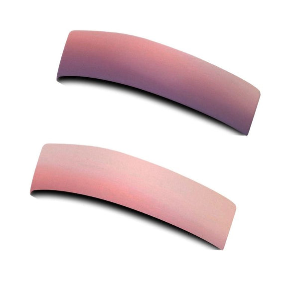 RAVEbandz CHAMP No Slip Headband - Sunset Ombre (Reversible)