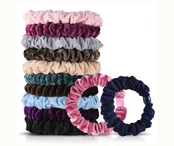 RAVEbandz Velvet Hair Ties