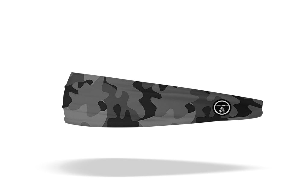 RAVEbandz MVP Headband - Defender - Black