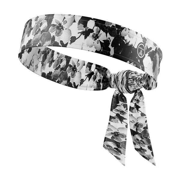 RAVEbandz The All Star Tie Back Headbands (Bloomin)