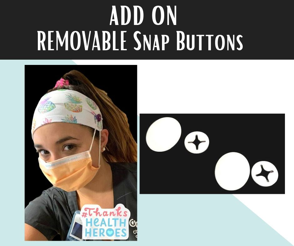ADD ON REMOVABLE BUTTONS ---------                      QTY 1 = 1 SET OF BUTTONS PER ITEM ORDERED
