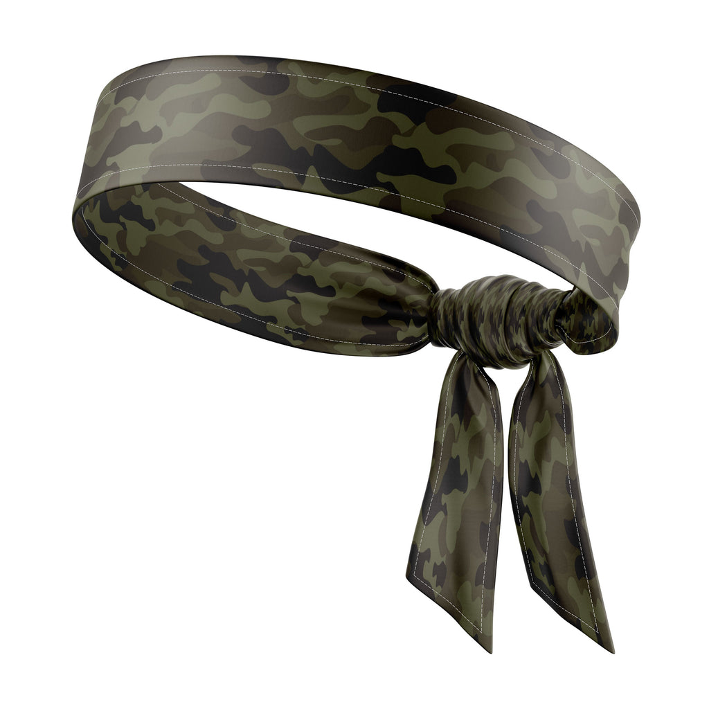 RAVEbandz The All Star Tie Back Headbands (Commander)