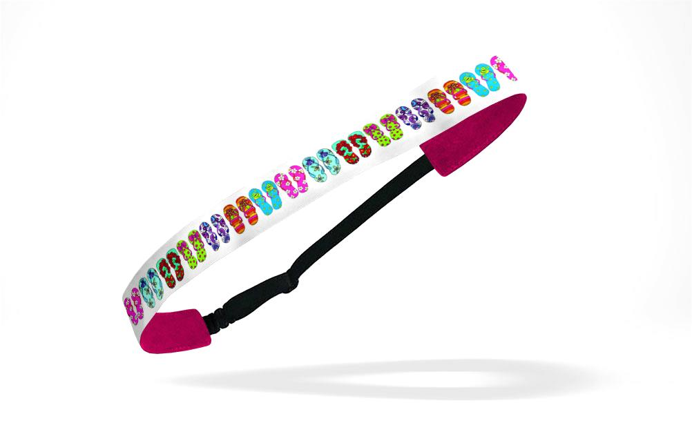 RAVEbandz Adjustable Headbands - (Flip Flops)
