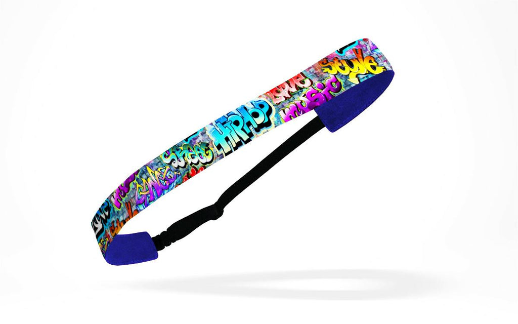RAVEbandz Adjustable Headbands - (Hip Hop)