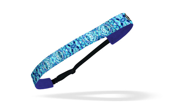 CLEARANCE - RAVEbandz Adjustable Headbands - (Prismatic)