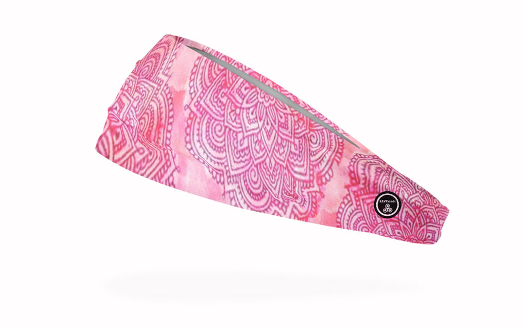 RAVEbandz The Pro - Wide Stretch Headband (Savasana)