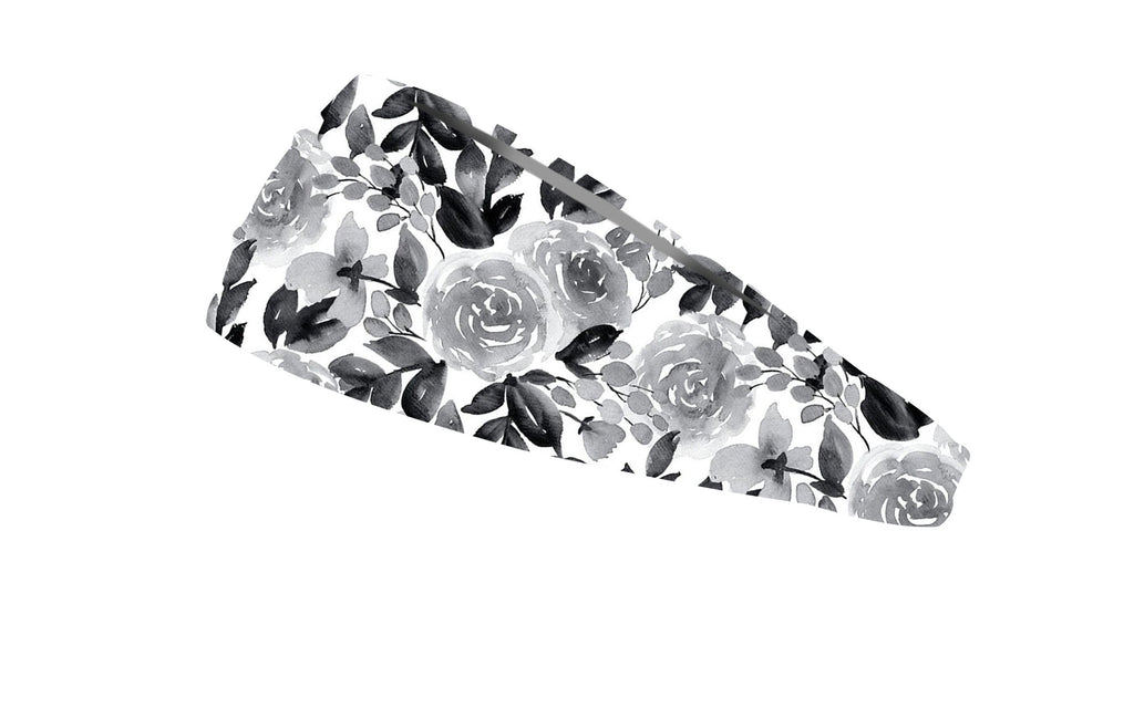 RAVEbandz The Pro - Wide Stretch Headband (Serenity)