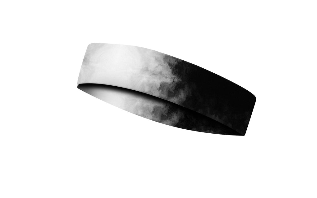 RAVEbandz CHAMP No Slip Headband - Smoke