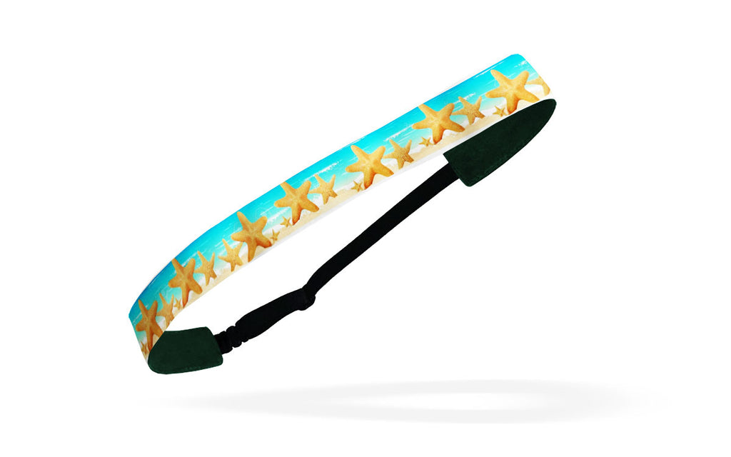 RAVEbandz Adjustable Headbands - (Starfish)
