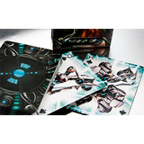 AJ Magic Bicycle Robotics Playing Cards by Collectable Playing Cards