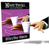 AJ Magic Magic Tricks You Can Master: Tricks with Every Day Objects by Magic Makers
