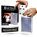 AJ Magic Magic Tricks You Can Master: Wizard's Deck by Magic Makers