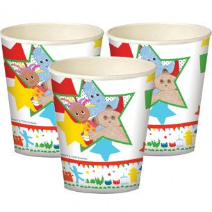 In the Night Garden - Paper Party Cups - Party Republic