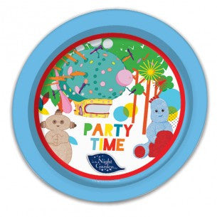 In the Night Garden - Paper Party Plates - Party Republic
