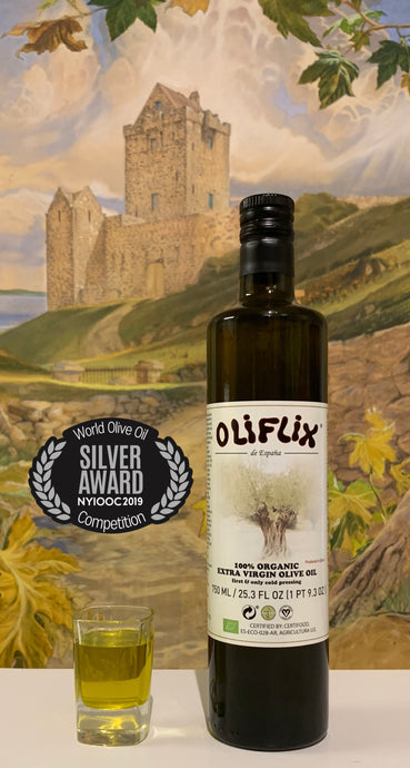 Oliflix Extra Virgin Olive Oil - 750ml