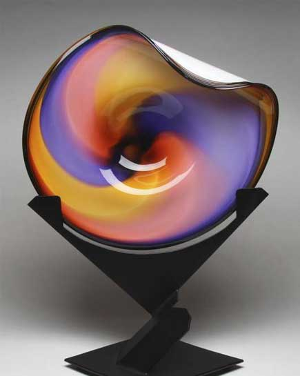 Art Glass Bowls & Platters