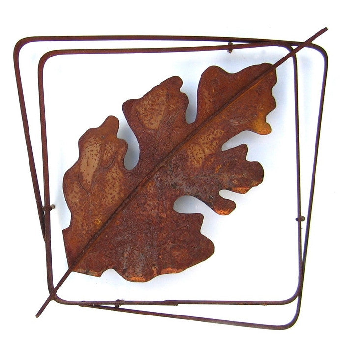 Oak Leaf Frame