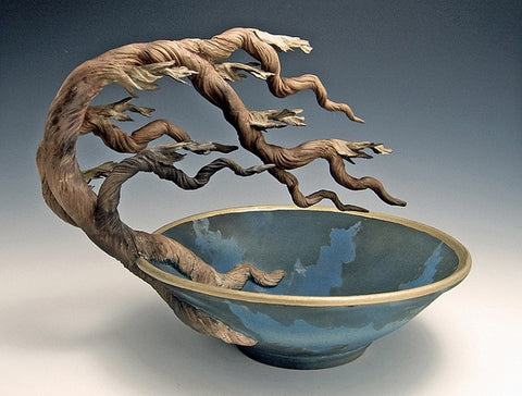 Cypress Flared Bowl