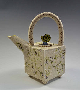 Botanical Teapot - Eclipse Gallery