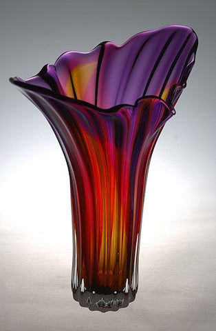 Optic Flower Vase