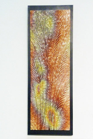 Hanging Wheat Tile - Eclipse Gallery