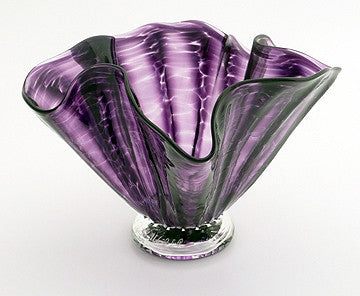 Aquatic Votive Purple