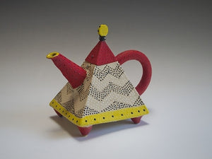Deco Teapot - Eclipse Gallery