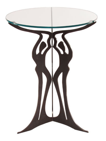 3 Graces Table & Pedestal