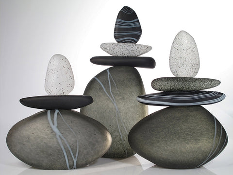Black and Gray Cairn Group