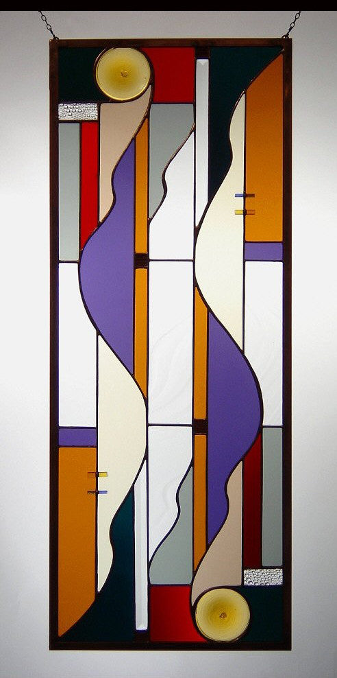 Glass Panel - Mesa - Eclipse Gallery
