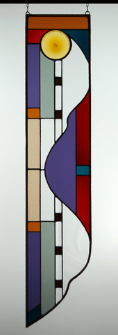 Glass Panel - Arroyo - Eclipse Gallery