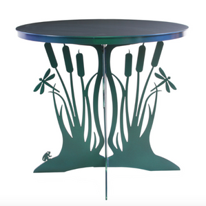 Cattail Patio Table - Eclipse Gallery