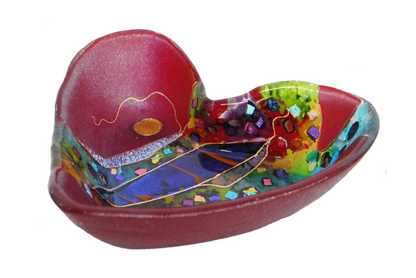 Crazy Heart Bowl - Eclipse Gallery