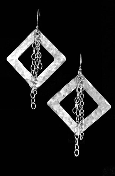 Deco Earrings - Eclipse Gallery