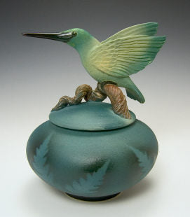 Hummingbird Jar