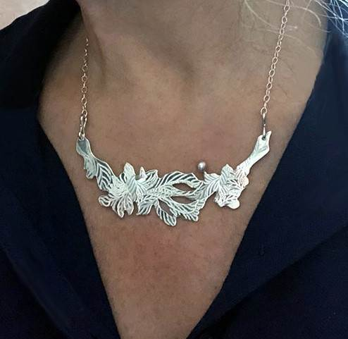 Leaf Medley Necklace