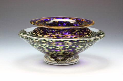 Ikebana-Vase-Transparent-Amethyst-Danielle-Blade-and-Stephen-Gartner-Eclipse-Gallery