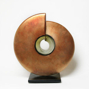 Nautilus-Sculpture-Cheryl-Williams-Eclipse-Gallery
