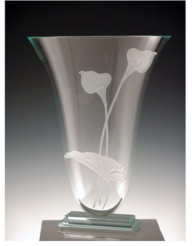 Calla Lily flower Vase