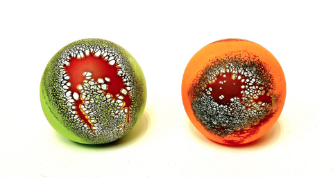 Elemental Spheres Paperweights