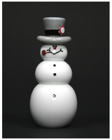 Burl Ives Snowman - Eclipse Gallery