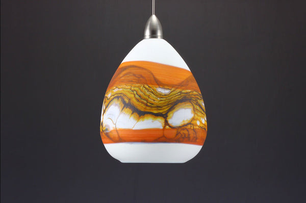 Teardrop-Strata-Pendant-in-White-Opal-with-Tangerine-off-Danielle-Blade-and-Stephen-Gartner-Eclipse-Gallery