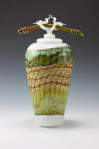 white-opal-covered-jar-with-bone-and-tendril-finial-danielle-blade-and-stephen-gartner