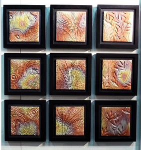 Framed Tiles - Eclipse Gallery